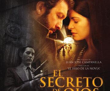 Lunes 19 de abril: El Secreto de sus Ojos