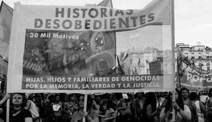 Maternidades, filiaciones y legados del terrorismo de estado en Argentina: heredar y desobedecer