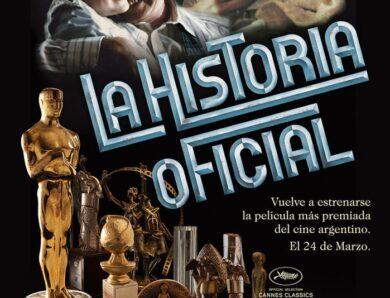 22 de marzo-La Historia Oficial-4.30 pm ET