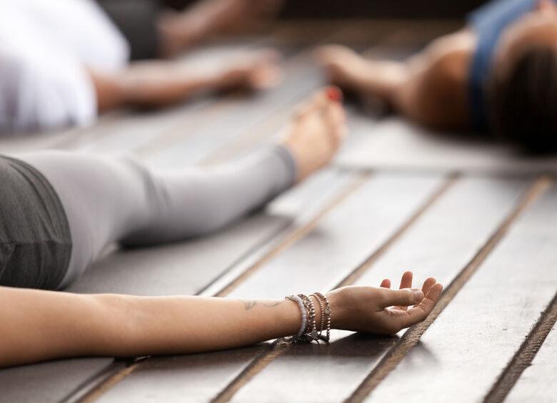 Yoga Nidra con Carolina