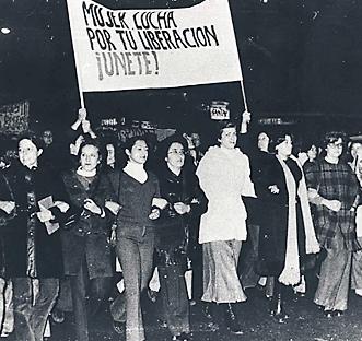 Resumen del II ciclo de memoria histórica: mujeres en acción