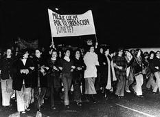 Mujeres luchadoras en el tardofranquismo: el desafío de la transformación social